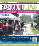 Sandstone MacEwan Newsletter