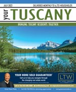 Your Tuscany