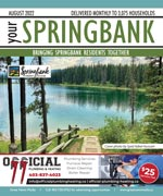 Your Springbank | 2,600 Households