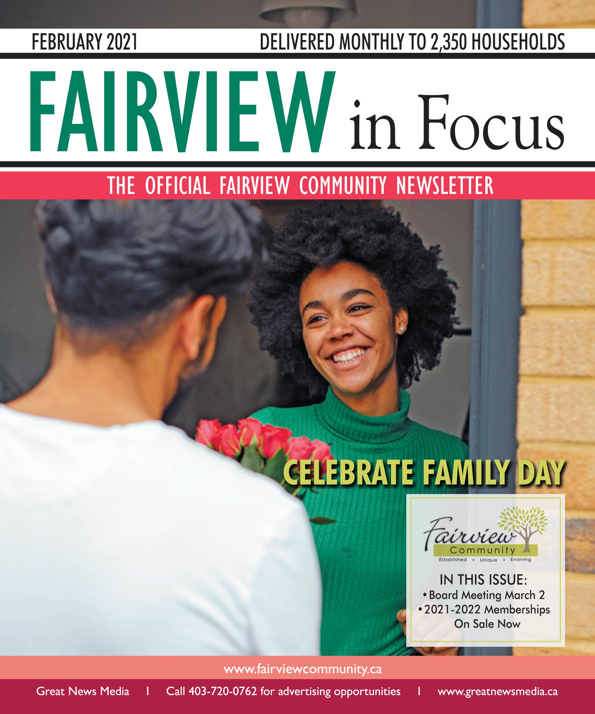 February  Fairview in Focus