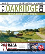 Your Oakridge Echo