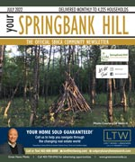 Your Springbank Hill