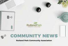 RP RUTLAND PARK COMM NEWS