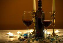 red wine  e