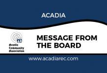 Acadia mb
