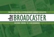 Community Newsletter CoachHill Broadcaster