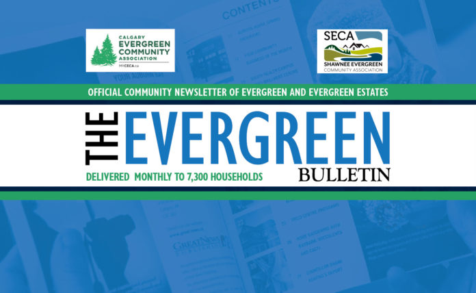 Community Newsletter Evergreen