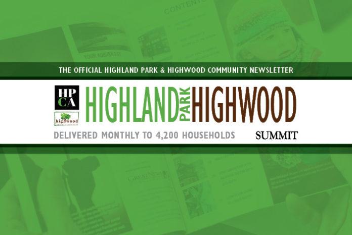 Community Newsletter Highland