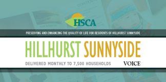 Community Newsletter Hillhurst