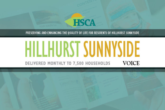 Community Newsletter Hillhurst