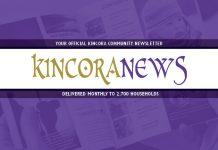 Community Newsletter Kincora
