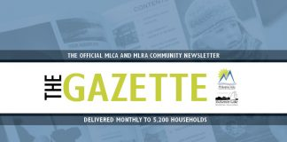 Community Newsletter MckenzieLake