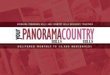 Community Newsletter Panorama
