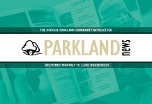 Community Newsletter Parkland