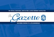 Community Newsletter TheGazette SCA