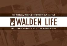 Community Newsletter Walden