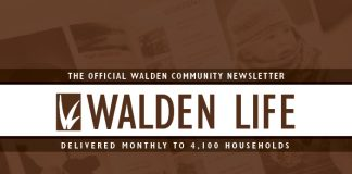 Community Newsletter Walden