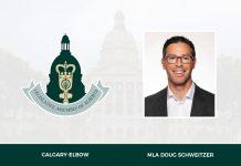 Calgary Elbow Doug Schweitzer