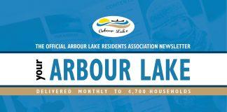 Community Newsletter ArbourLake