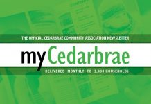 Community Newsletter Cedarbrae