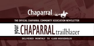 Community Newsletter Chaparral