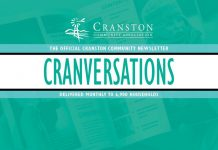 Community Newsletter Cranston