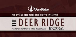 Community Newsletter DeerRidge
