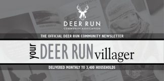 Community Newsletter DeerRun