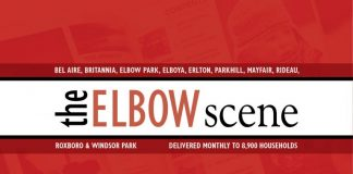 Community Newsletter ElbowScene
