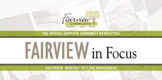 Community Newsletter Fairview