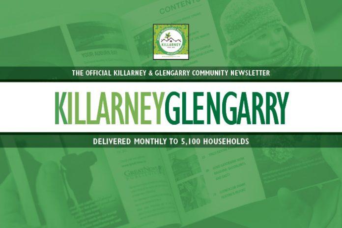 Community Newsletter Killarney