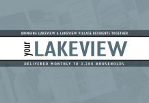 Community Newsletter Lakeview