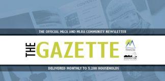 Community Newsletter MckenzieLake