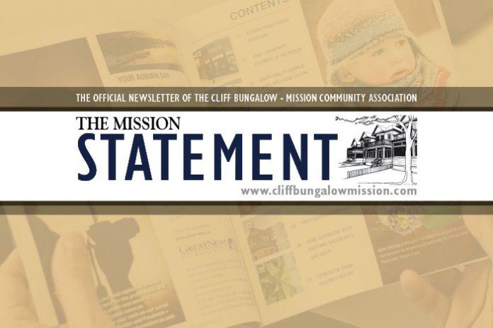 Community Newsletter Mission