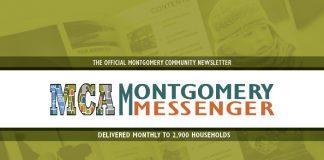 Community Newsletter Montgomery