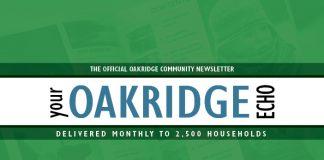 Community Newsletter Oakridge