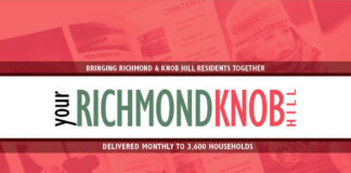 Community Newsletter Richmond Knob HIll