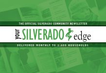 Community Newsletter Silverado