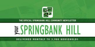 Community Newsletter SpringbankHill