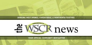 Community Newsletter WSCR