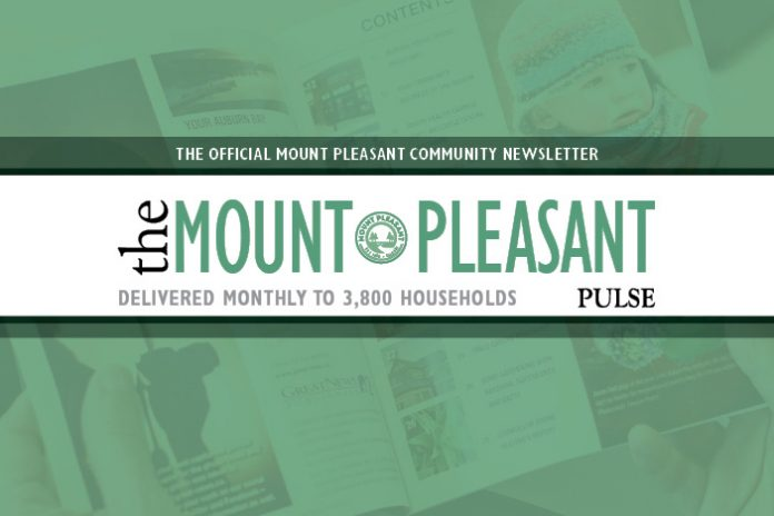 Community Newsletter MountPleasant