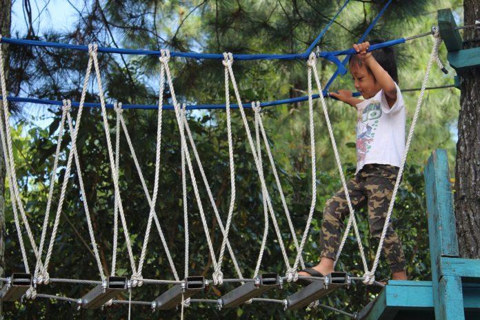 child adventure