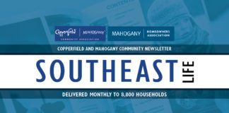 Community Newsletter MahoganyCopperfield
