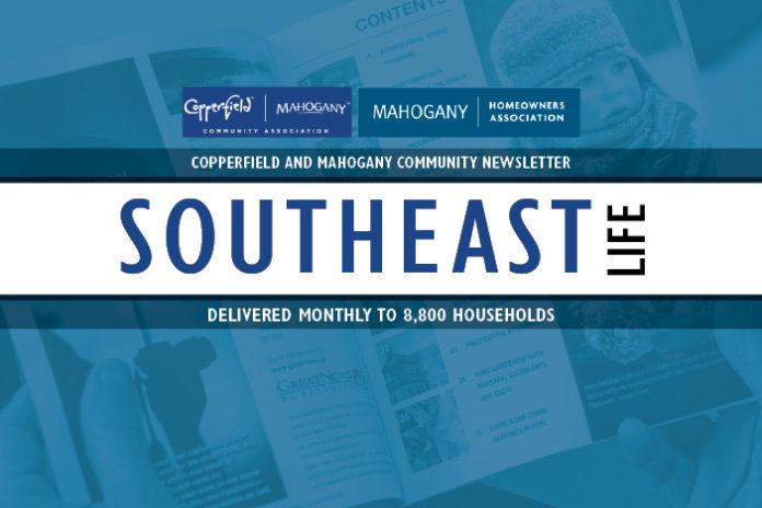Community Newsletter MahoganyCopperfield